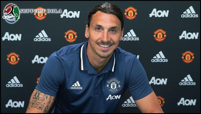 Pemain Pengganti Zlatan Ibrahimovic di Manchester United