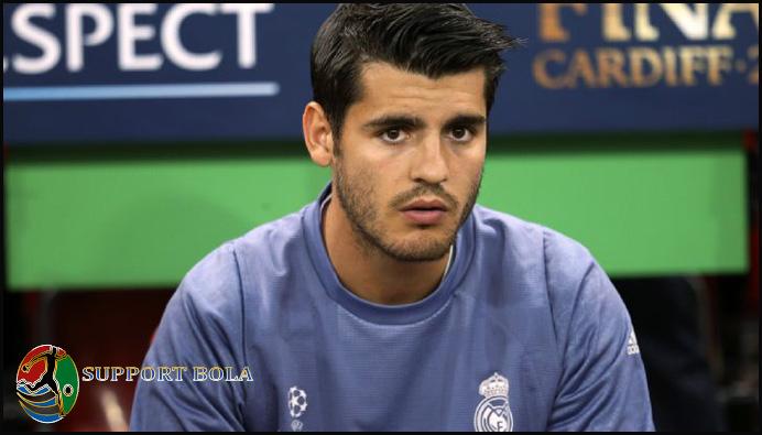 Daftar Pemain Yang Bisa Menggantikan Alvaro Morata  Di Real Madrid