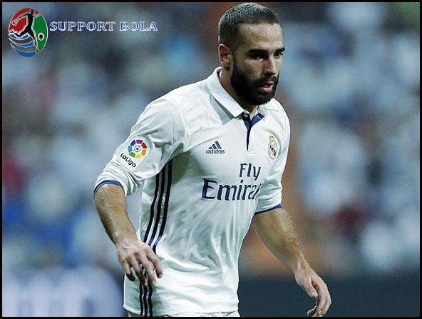 Dani Carvajal Merasa Wajar Jika Morata Memutuskan Untuk Pergi Dari Madrid