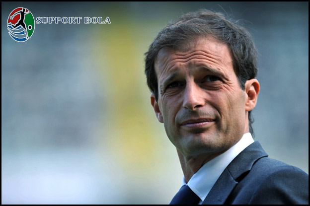 Masa Depan Massimiliano Allegri Tidak Ditentukan Oleh Hasil Final Liga Champions