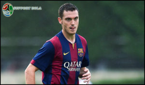 Tidak Di Inginkan, Messi Minta Thomas Vermaelen Segera Di Lepas