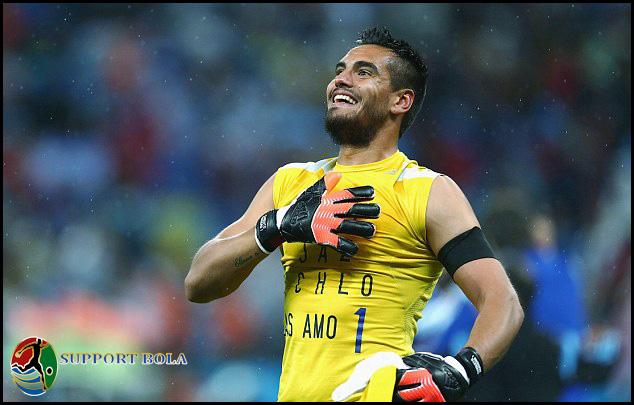 Bisa Dipercaya Mourinho, Sergi Romero Dapat Kontrak Baru Di United
