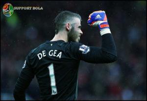 Tolak Tawaran Baru, United Tetap Pertahankan David De Gea