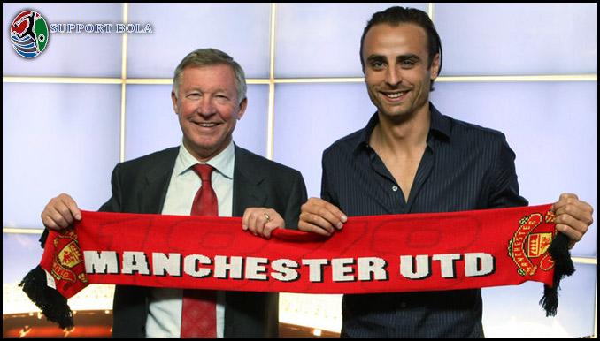 Striker Terbaik Manchester United Selain Dimitar Berbatov