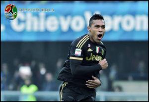 Tolak Juara Liga Inggris, Alex Sandro Tetap Bermain Untuk Juventus