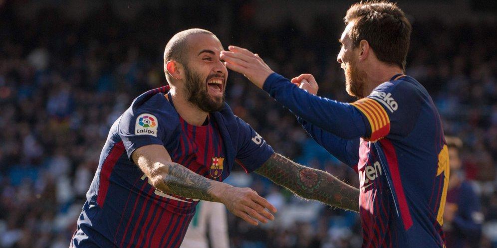 Habisi Madrid di Clasico, Messi Tak Perlu Banyak Berkeringat