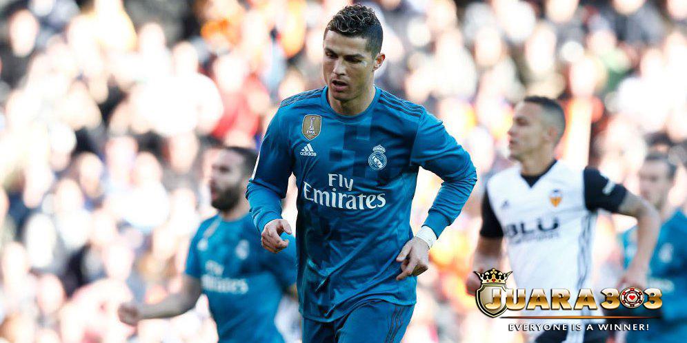Alasan Mengapa Ronaldo Ingin Pindah