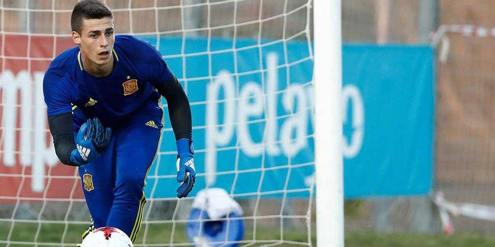Kepa Disebut ke Madrid, Ini Tanggapan Pelatih Bilbao