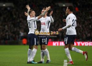 Tottenham Hostspurs Tundukan Manchester United 2-0