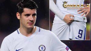 Alvaro Morata Lakukan Sikap Tak Terpuji