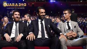 Buffon: Messi Lebih Sempurna Dibanding Ronaldo - Agen Bola Terpercaya