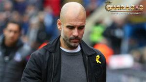 Pep Guardiola Dijatuhkan Hukuman