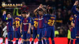 Tiket Laga Roma vs Barcelona - Agen Bola Terpercaya