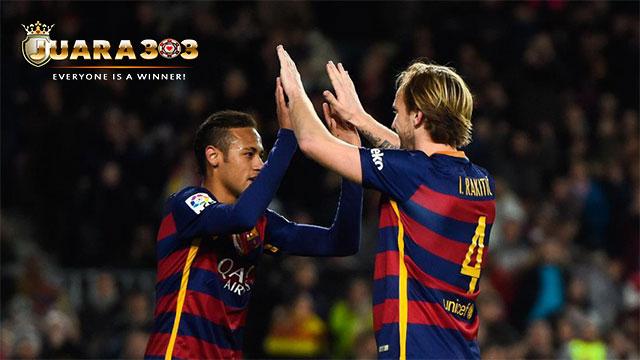 Rakitic Ikut Dukung Neymar