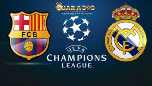 Antara Madrid dan Barcelona