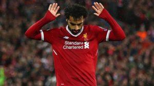 Mohamed Salah Menjadi Calon Pemain Terbaik Dunia