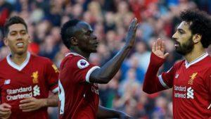 Trio Penyerang Liverpool