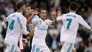 Madrid Jago di Liga Champions