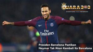 barcelona tidak tertarik membawa pulang neymar - agen bola piala dunia 2018