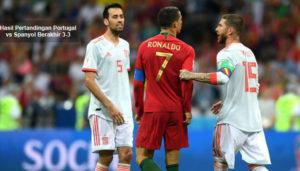 hasil pertandingan portugal vs spanyol - agen bola piala dunia 2018