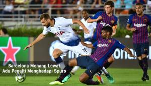 Barcelona menang lewat adu penalti - agen bola terpercaya