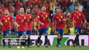spanyol berpeluang melaju mulus - agen bola piala dunia 2018