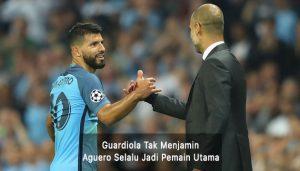 Aguero selalu jadi pemain utama - agen bola terpercaya