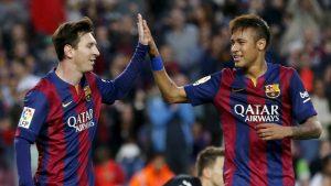 Lionel Messi Berharap Neymar Kembali Ke Bercelona
