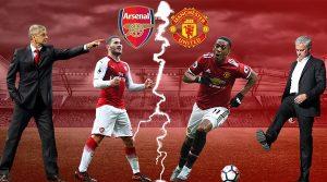 Arsenal vs Manchester