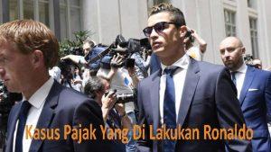 Kasus Pajak Yang Di Lakukan Ronaldo