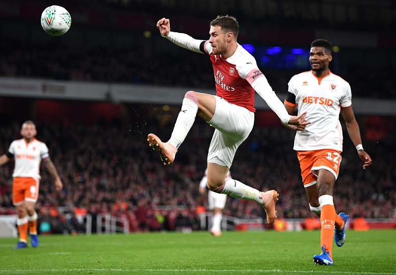 Prediksi Blackpool vs Arsenal 6 Januari 2019