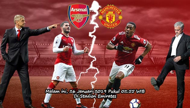 Arsenal vs Manchester