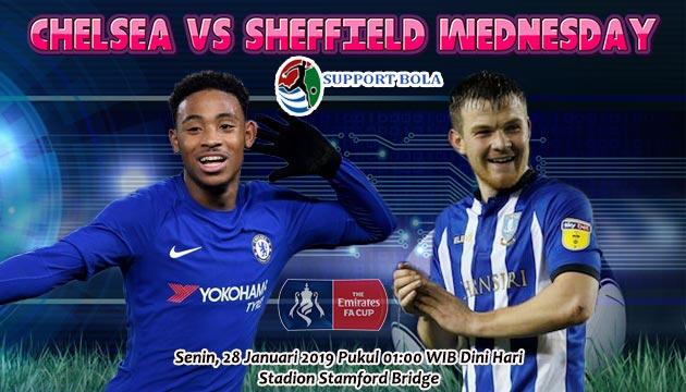 Chelsea vs Sheffield