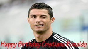 Hadiah Ulang Tahun ke-34 Untuk Ronaldo